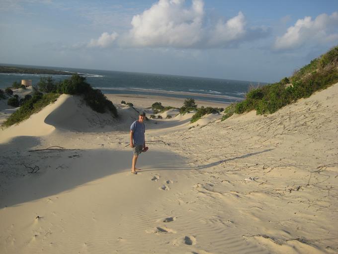 Beachsanddune